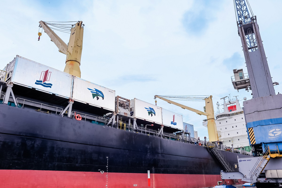 Domestic Inter-Island Freight Forwarder